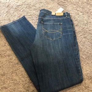 New Abercrombie jeans